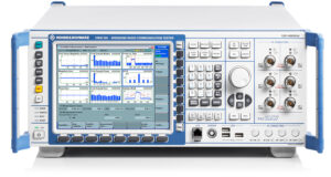 Rohde & Schwarz CMW500 Wideband Radio Communication/Production Tester