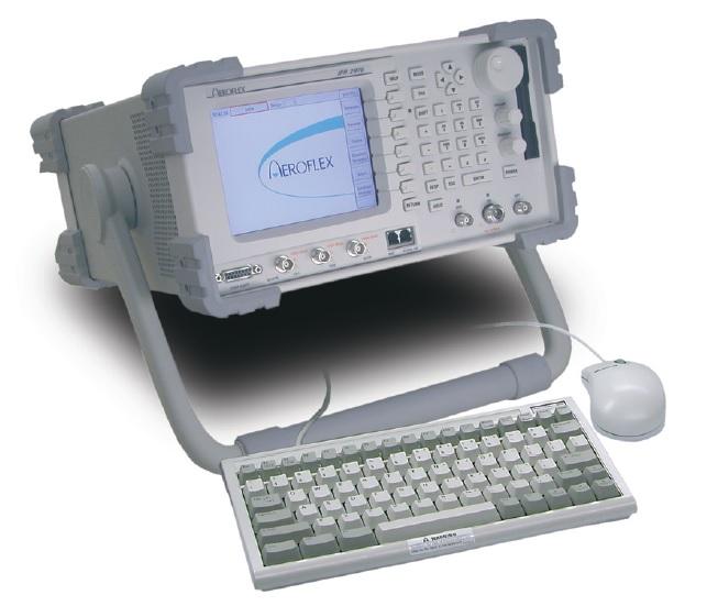 Used Aeroflex (IFR) 2975 P25 Wireless Radio Test Set
