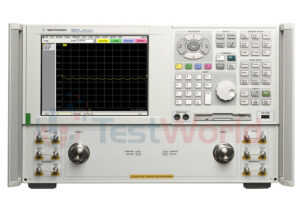 Keysight (Agilent) E8361A 10 MHz to 67 GHz Microwave Network Analyzer