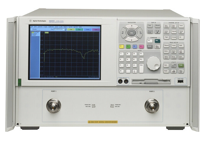 Keysight Network Analyzer : Used keysight agilent e a mhz to ghz microwave